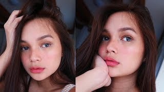 Summer Drunk Blush Makeup Tutorial (Philippines)