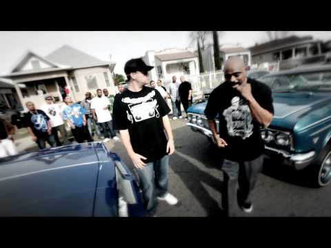 CYPRESS HILL 2011 - SEN DOG & DIALEKT- I'M IN LA (HD)
