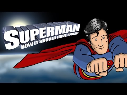 How Superman Should Have Ended Video
