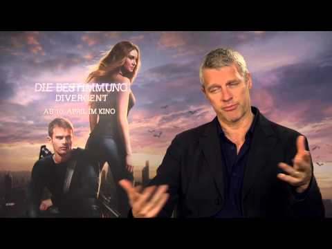 Divergent | Neil Burger On Shooting In Chicago (2014)
