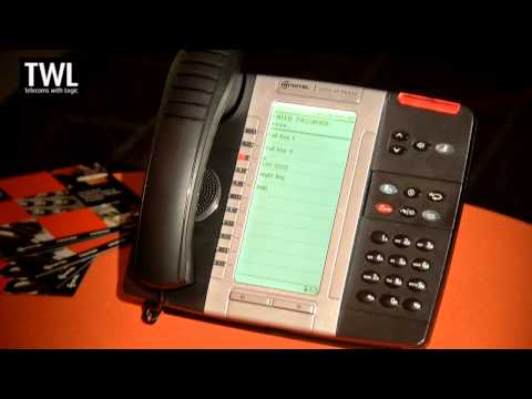In this video TWL's customer service engineer will show you how to set up your voicemail with your Mitel telephone system. TWL Voice and Data are official su...