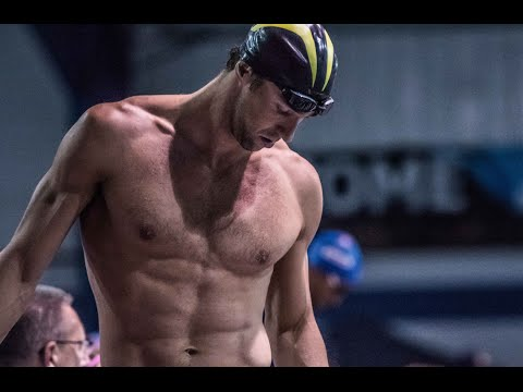 Michael Phelps 100 Butterfly Focus: Gold Medal Minute presented by SwimOutlet.com