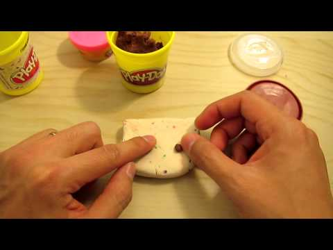 Play-doh Hello Kitty 2 (plz Read Description) video