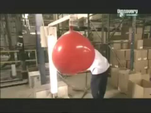 Proceso de fabricación de los globos