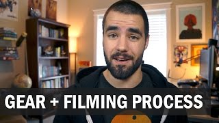 Download My Video Gear and Filming Process - 10,000 Subscriber Bonus! 3Gp Mp4