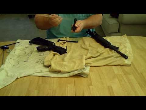 How to Field Strip and Clean your AR-15 Shooting USA