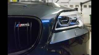 Totalcar Erőmérő: BMW M5 Competition Package (2014)