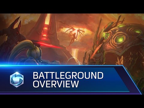 Heroes Of The Storm - Warhead Junction Overview