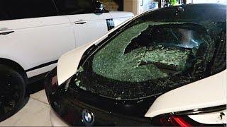 HATER DESTROYS MY BMW i8