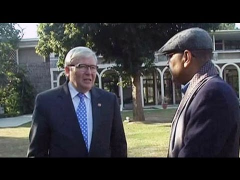 Walk The Talk with Kevin Rudd