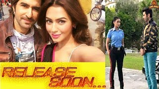 Inspector Notty K | Release Soon | Jeet & Nusrat Faria | Upcoming Romantic & Action Bengali Movie