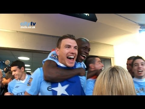 INSIDE CITY 36: City v QPR - Behind the Scenes on the Premier League-winning day - HD