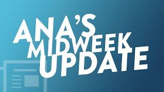 Ana's Midweek Update-Slam Poetry Edition