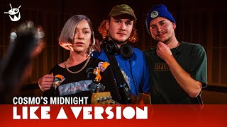 Cosmo's Midnight cover Moloko 'Sing It Back' Ft. Asta for Like A Version