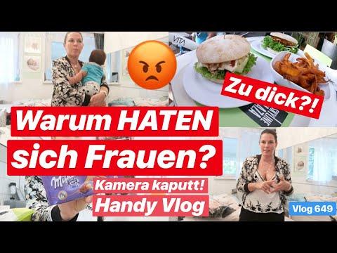 "Labervlog: ""Perfekte"" Figur nach einer Schwangerschaft?! l Food Haul l Kamera kaputt! l Vlog 649"