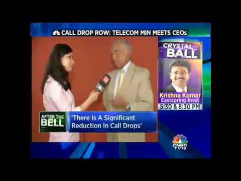 Call Drop Row: Telecom Min Meets CEOs. New Telecom Min's First Call Drop Meet.