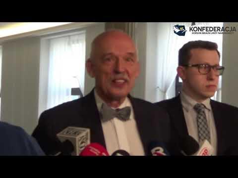 Janusz Korwin-Mikke I Jacek Wilk (Konfederacja) Przeciwko ACTA2 I Ustawie 447!