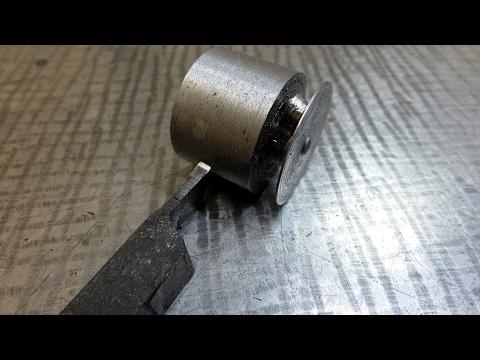 Токарь 18 уровня - Резец сталь по стали...