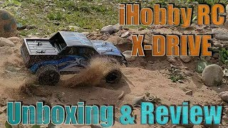 iHobby RC Car X-DRIVE : Unboxing & Review