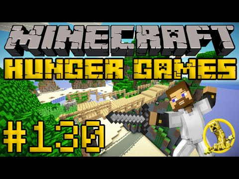 Голодные Игры #130 - Битва на печеньках - Minecraft Hunger Games