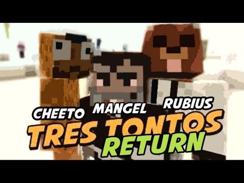 Los Tontos del Hambre Return - Juegos del Hambre 6 - Minecraft