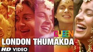 Queen London Thumakda Full Audio Song Kangana Ranaut Raj Kumar Rao