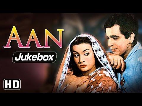 All Songs of Aan {HD}  Dilip Kumar  Nimmi  Premnath  Hindi Full Movie