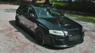 HOW IS THIS LEGAL?? 730bhp (Audi RS6)