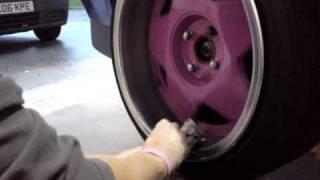 extreme wheel polishing