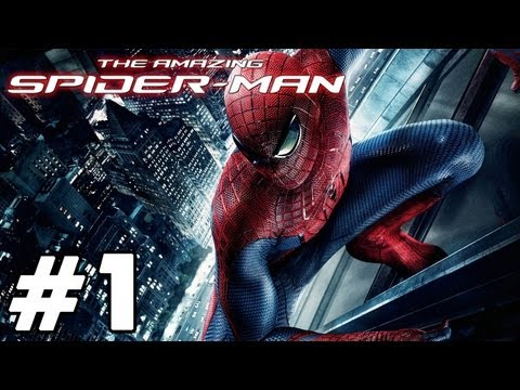 The Amazing Spider-Man - 'Playthrough Part 1 + GIVEAWAY' TRUE-HD QUALITY