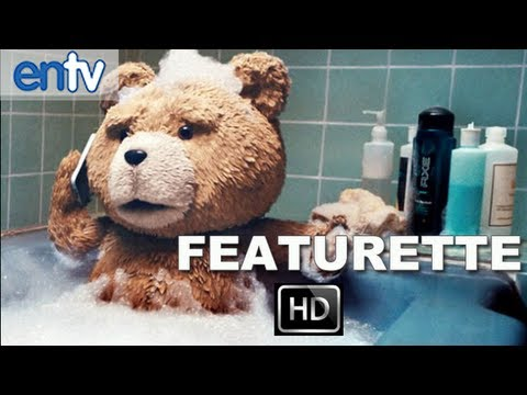 "Ted ""Behind The Scenes"" Featurette [HD]: Seth MacFarlane, Mark Wahlberg & Mila Kunis"