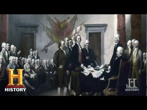 America the Story of Us: Declaration of Independence Video