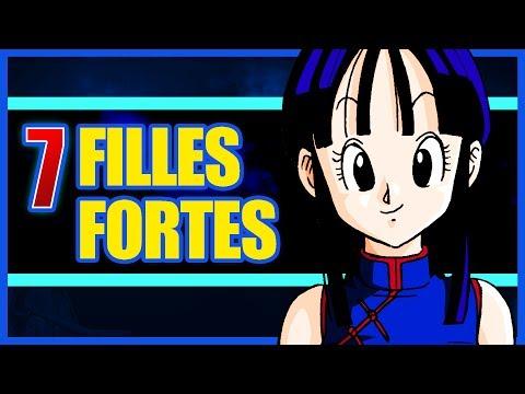 7 FILLES FORTES DANS DRAGON BALL - DBTIMES #24