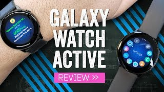Galaxy Watch Active Review: Trimming The Fat