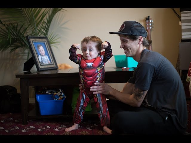 Our Superhero Son Whose Bones Break Like 'Glass' | BORN DIFFERENT