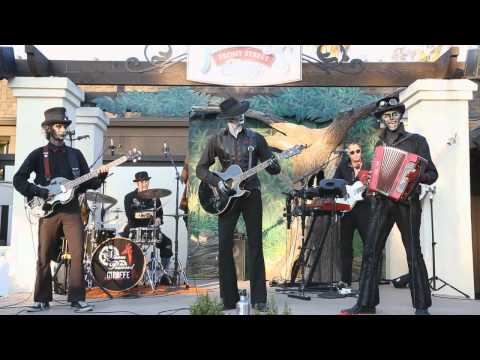 Steam Powered Giraffe: Airheart