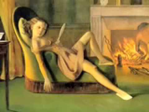 Balthus - Peintures érotiques   Jeunes Filles Nubiles - Artracaille 22-02-2011 video