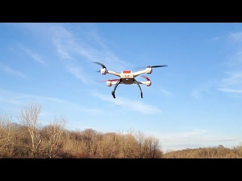 Blade 350QX Flight Modes & Speed Demonstration