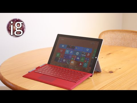 Surface Pro 3 Review | IGO 1 Jan