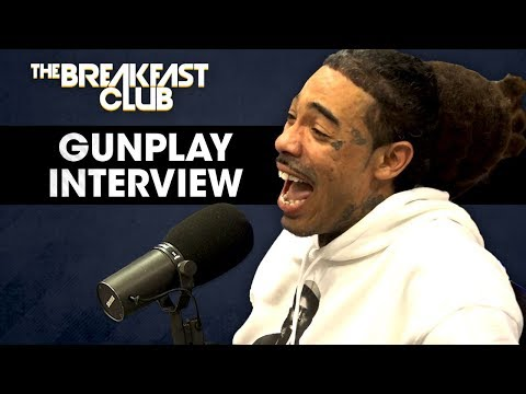 Gunplay Talks LHHMiami + Recounts His Last Three Near-Death Experiences
