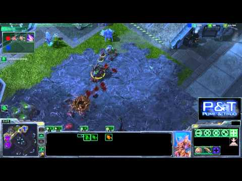 (HD246) Tutorial Protoss - Opener: 4 Gates, 1 gaz