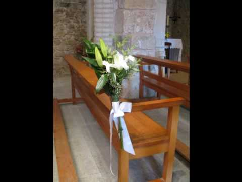 Decoraciones florales para bodas youtube - Decoraciones de bodas ...