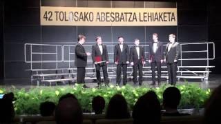 Of Barge Haulers Vocal Ensemble Anima St Petersburg