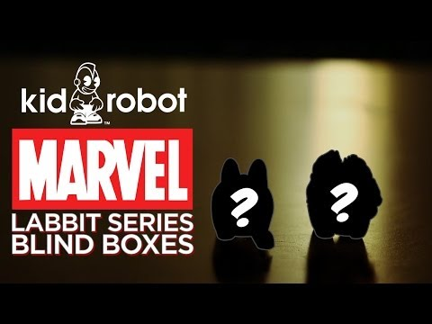 Marvel Labbit Series Blind Boxes!