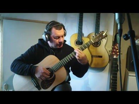 Bass Ballad (Kuno Schmid) From The Album Acoustic Moments, Bireli Lagrene, Personal Adaptation