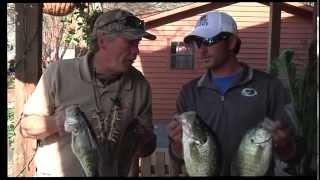 Reelfoot Lake Part 2 Crappie Fishing Episode 2 Season 1