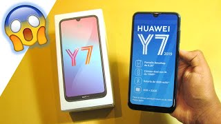 Huawei Y7 2019 | Unboxing