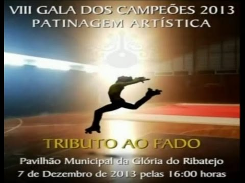 Patinagem Art�stica - Pavilh�o Municipal em Gl�ria do Ribatejo