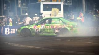 RDS на Bavaria Moscow City Racing 2010 | DRIFT
