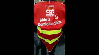 Manifestation CGT Gilets Jaunes Paris République 1er décembre 2018 #2